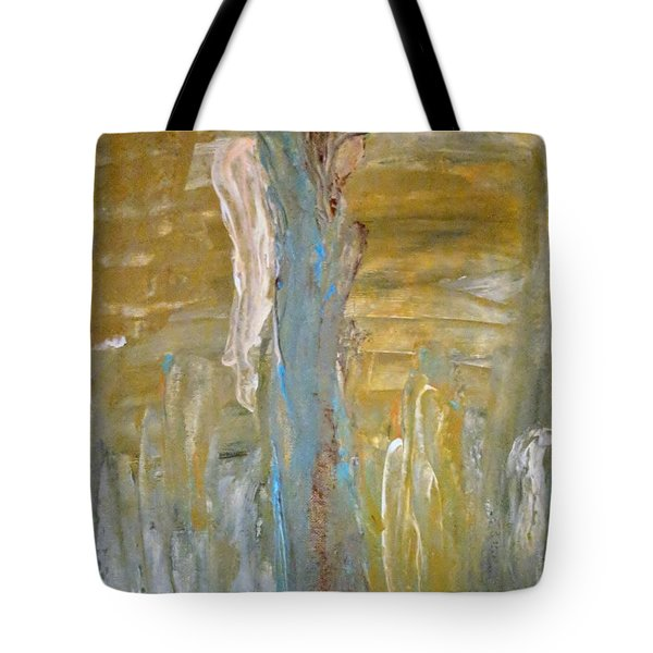 Angels In Prayer Tote Bag