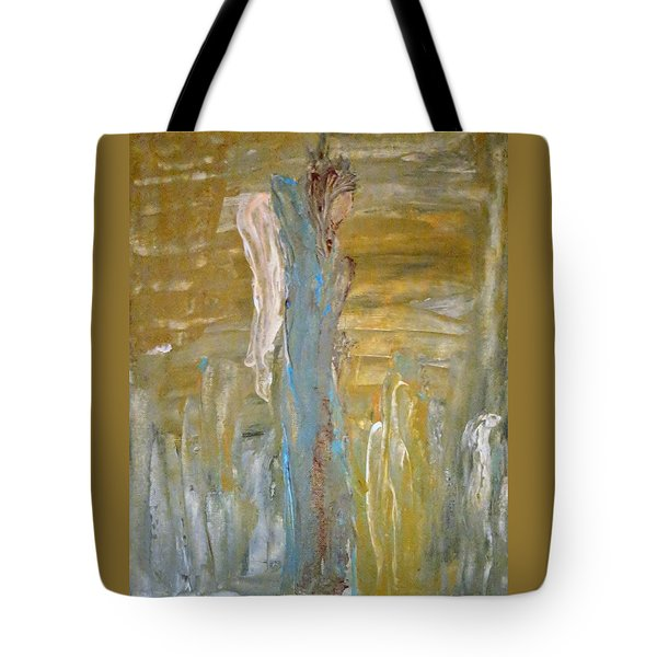 Angels In Prayer Tote Bag