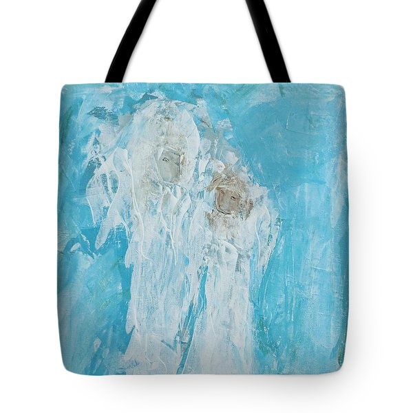 Angles Of Dreams Tote Bag