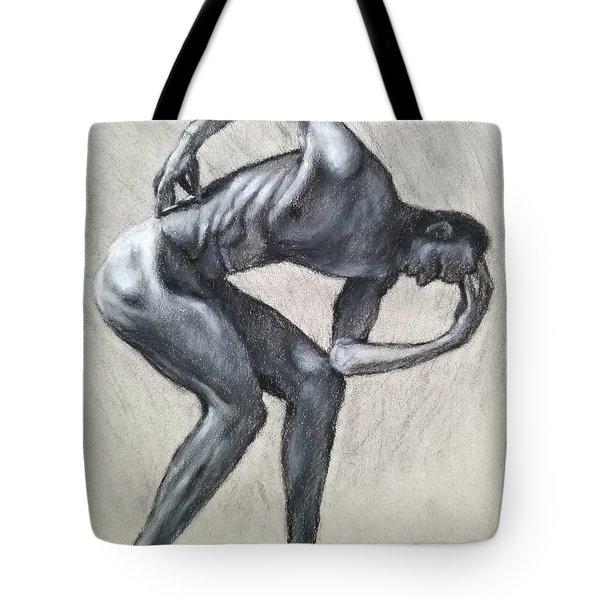 Anguish Tote Bag