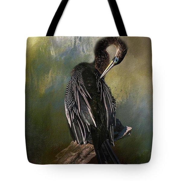 Anhinga Beauty Tote Bag