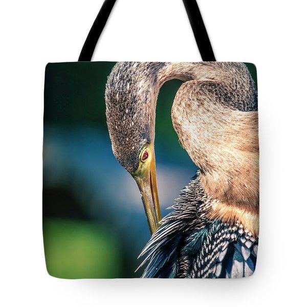 Anhinga Grooming Tote Bag