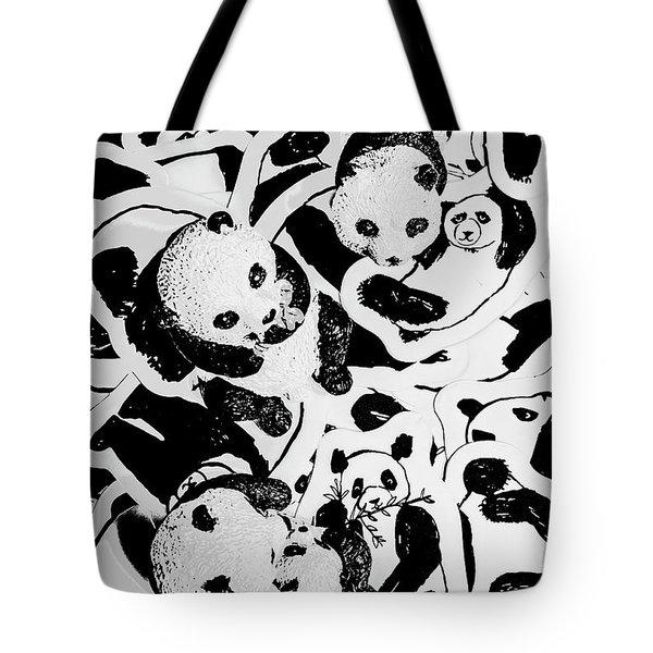 Animal Arctic  Tote Bag