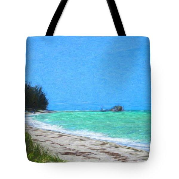 Anna Maria North Shore Tote Bag