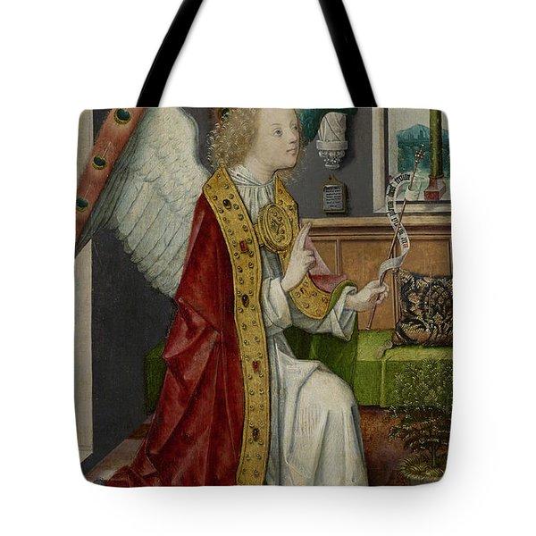 Annunciation, 1490 Detail Tote Bag