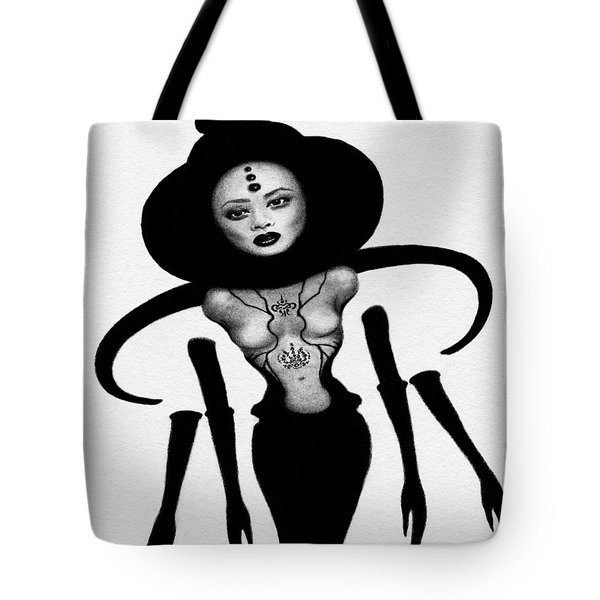 Anomaly 2 - Queen - Artwork Tote Bag