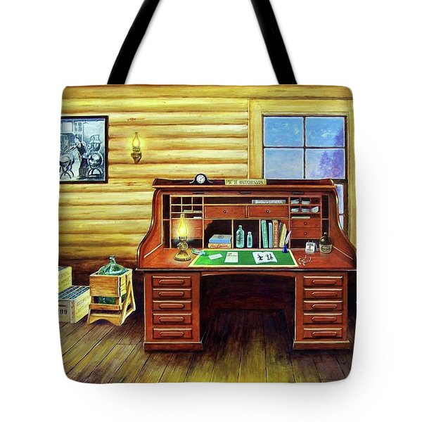 Another Day In The Books Tote Bag