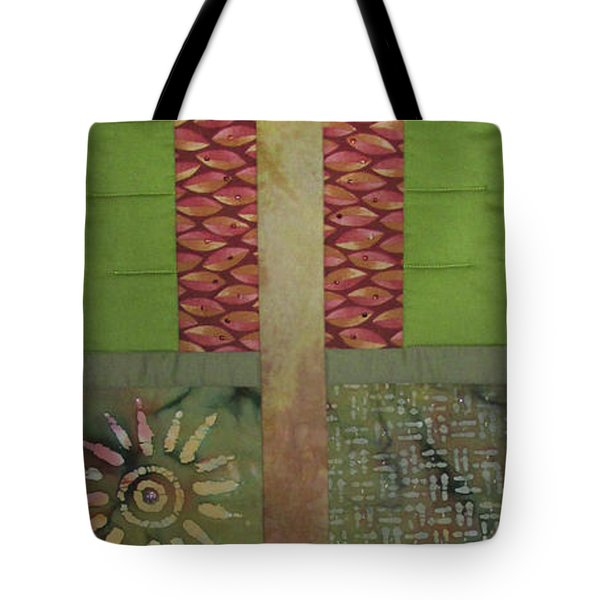 Another Fragment Of The Frontier Of Beauty Tote Bag
