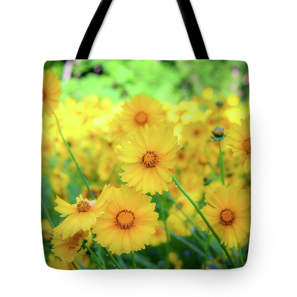 Another Glimpse, Pollinator Field Tote Bag