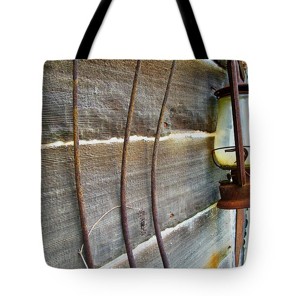 Another Time Tote Bag