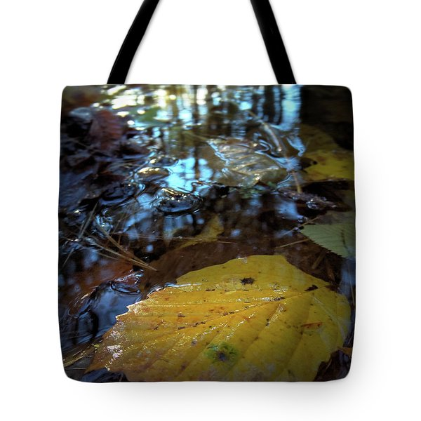 Another World Beneath Tote Bag