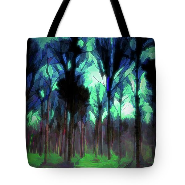 Another World - Forest Tote Bag