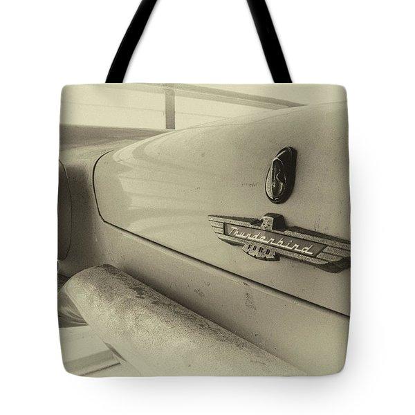 Antique Classic Car Vintage Effect Tote Bag