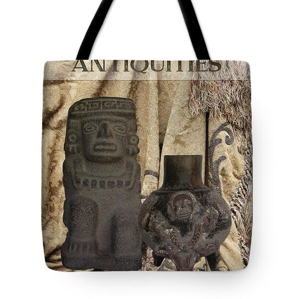 Antiquities Tote Bag