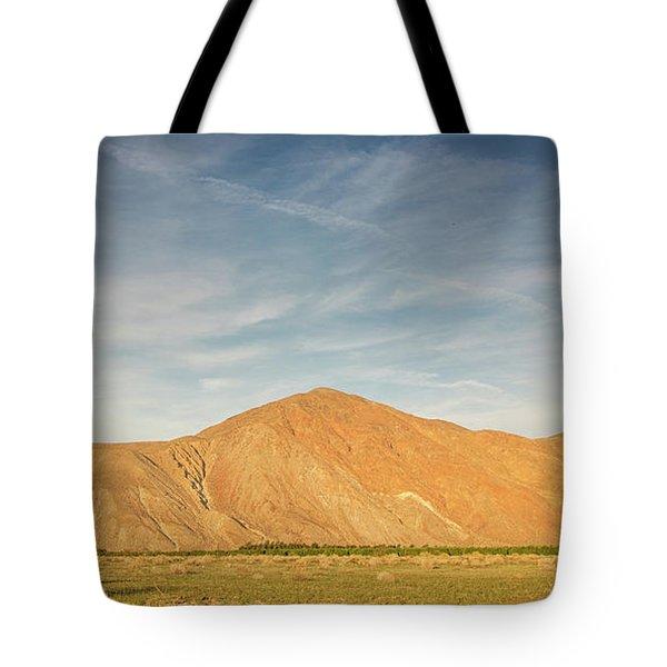 Anza Borrego Sunset Tote Bag
