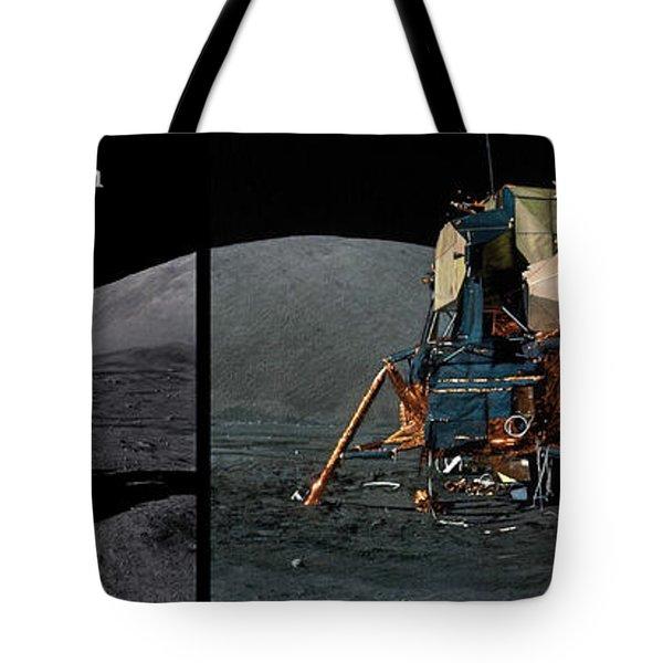 Apollo Eleven Mug Design Tote Bag