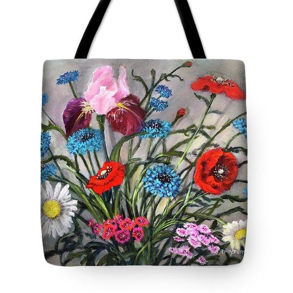 April, May, June Tote Bag