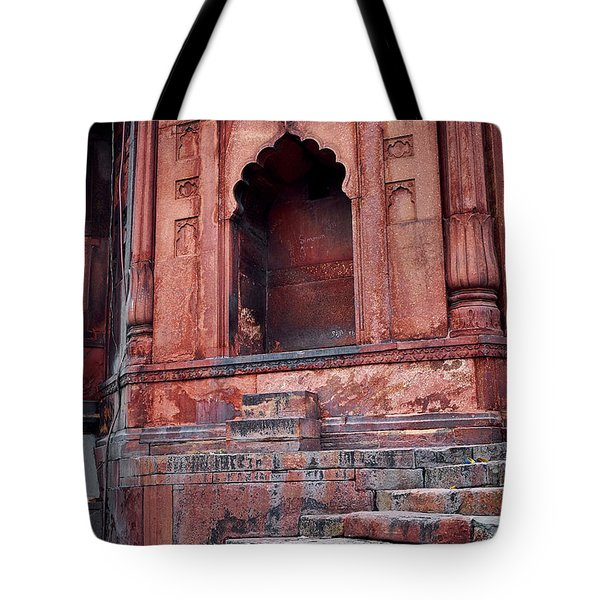 Tote Bag featuring the photograph Arch by Whitney Goodey