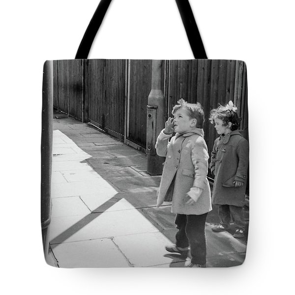 Are You Going To My House? Tote Bag