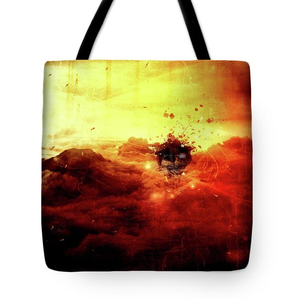 Are You There Tote Bag