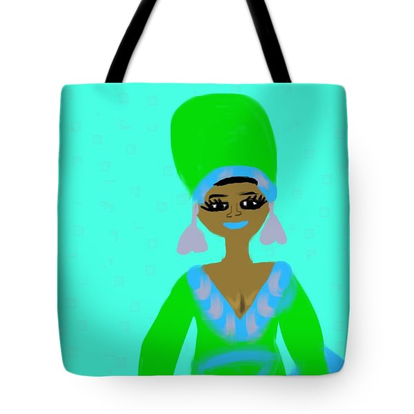 Aretha Tote Bag