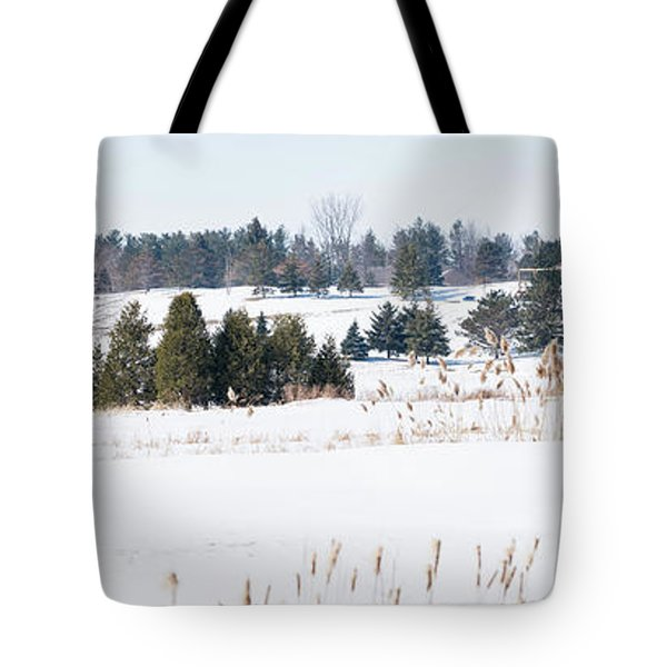 Ariss Golf Country Club Tote Bag