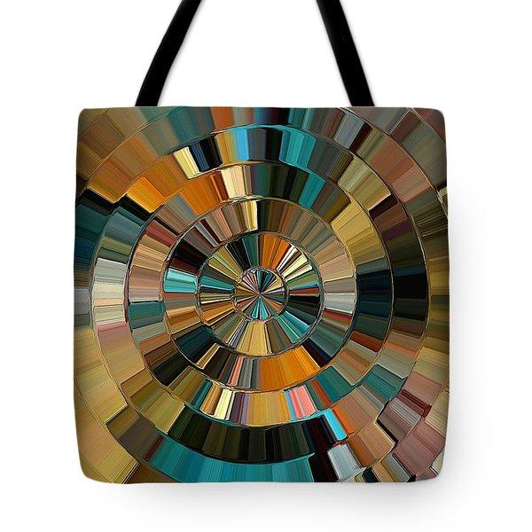 Tote Bag featuring the digital art Arizona Prism by David Manlove