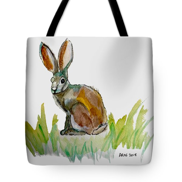 Arogs Rabbit Tote Bag