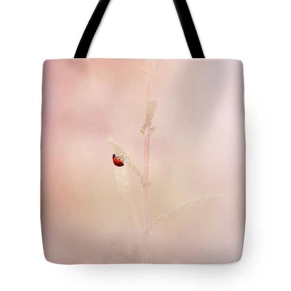 Around The Meadow 9 Tote Bag