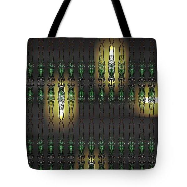 Art Deco Design 15 Tote Bag