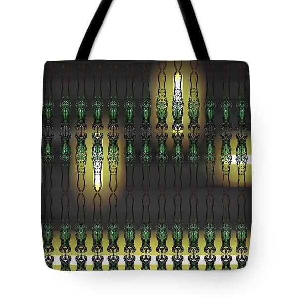 Art Deco Design 16 Tote Bag