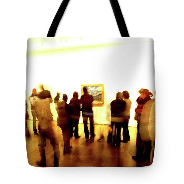 Art Gallery, Van Gogh Tote Bag
