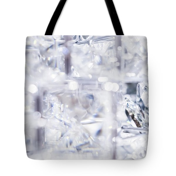 Tote Bag featuring the photograph Art Of Luxury Iv by Anne Leven