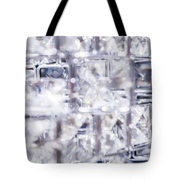 Art Of Luxury V Tote Bag
