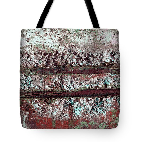 Tote Bag featuring the photograph Art Print Abstract 14 by Harry Gruenert