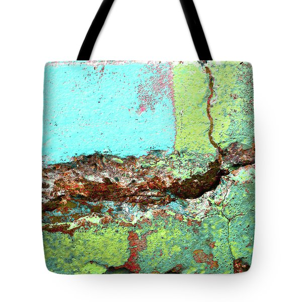 Tote Bag featuring the photograph Art Print Abstract 17 by Harry Gruenert