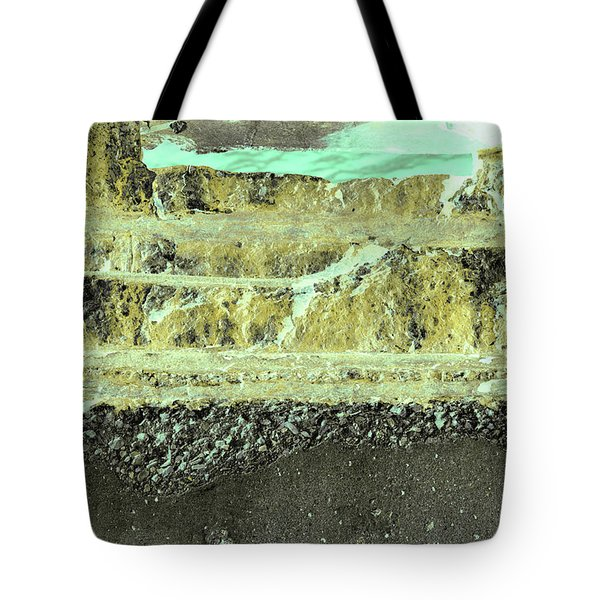 Tote Bag featuring the photograph Art Print Abstract 18 by Harry Gruenert