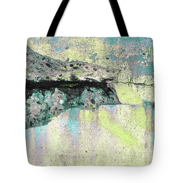 Tote Bag featuring the photograph Art Print Abstract 24 by Harry Gruenert