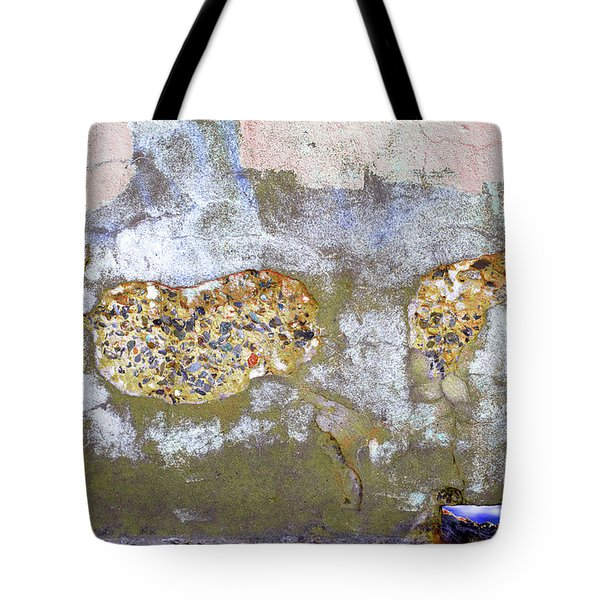 Tote Bag featuring the photograph Art Print Abstract 26 by Harry Gruenert