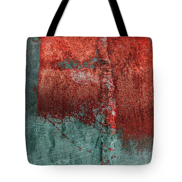 Tote Bag featuring the photograph Art Print Abstract 28 by Harry Gruenert