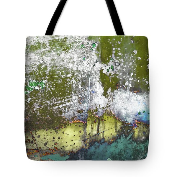 Tote Bag featuring the photograph Art Print Abstract 30 by Harry Gruenert