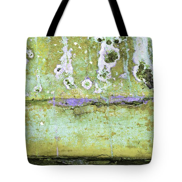 Tote Bag featuring the photograph Art Print Patina 50 by Harry Gruenert