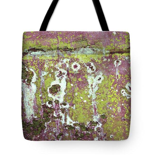 Tote Bag featuring the photograph Art Print Patina 51 by Harry Gruenert