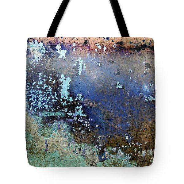 Tote Bag featuring the photograph Art Print Patina 57 by Harry Gruenert
