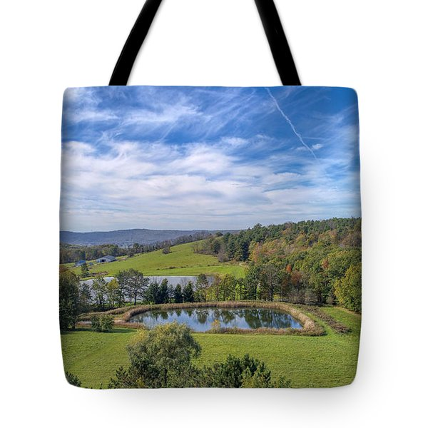 Artistic Hdr Sky  Tote Bag