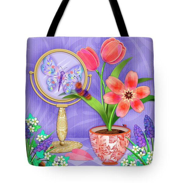 Reflection Of A Promise Tote Bag