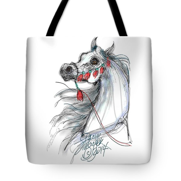 Always Equestrian Tote Bag