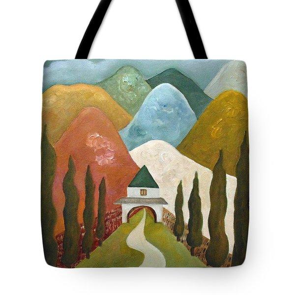 Privacy Upgrade Tote Bag