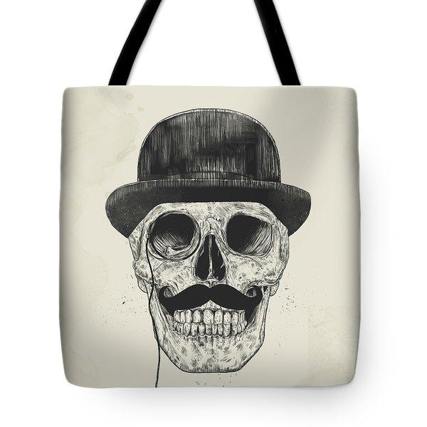 Gentlemen Never Die Tote Bag