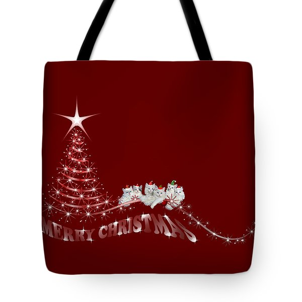 The Christmas Seis Tote Bag